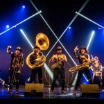 2018-2019 Mercredi 3 octobre – Concert de OOZBAND  +Happy Pocket Brass Band