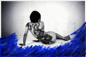 [FOCUS SUR] L'Exposition de Chloé Jafé à la MJC Bréquigny