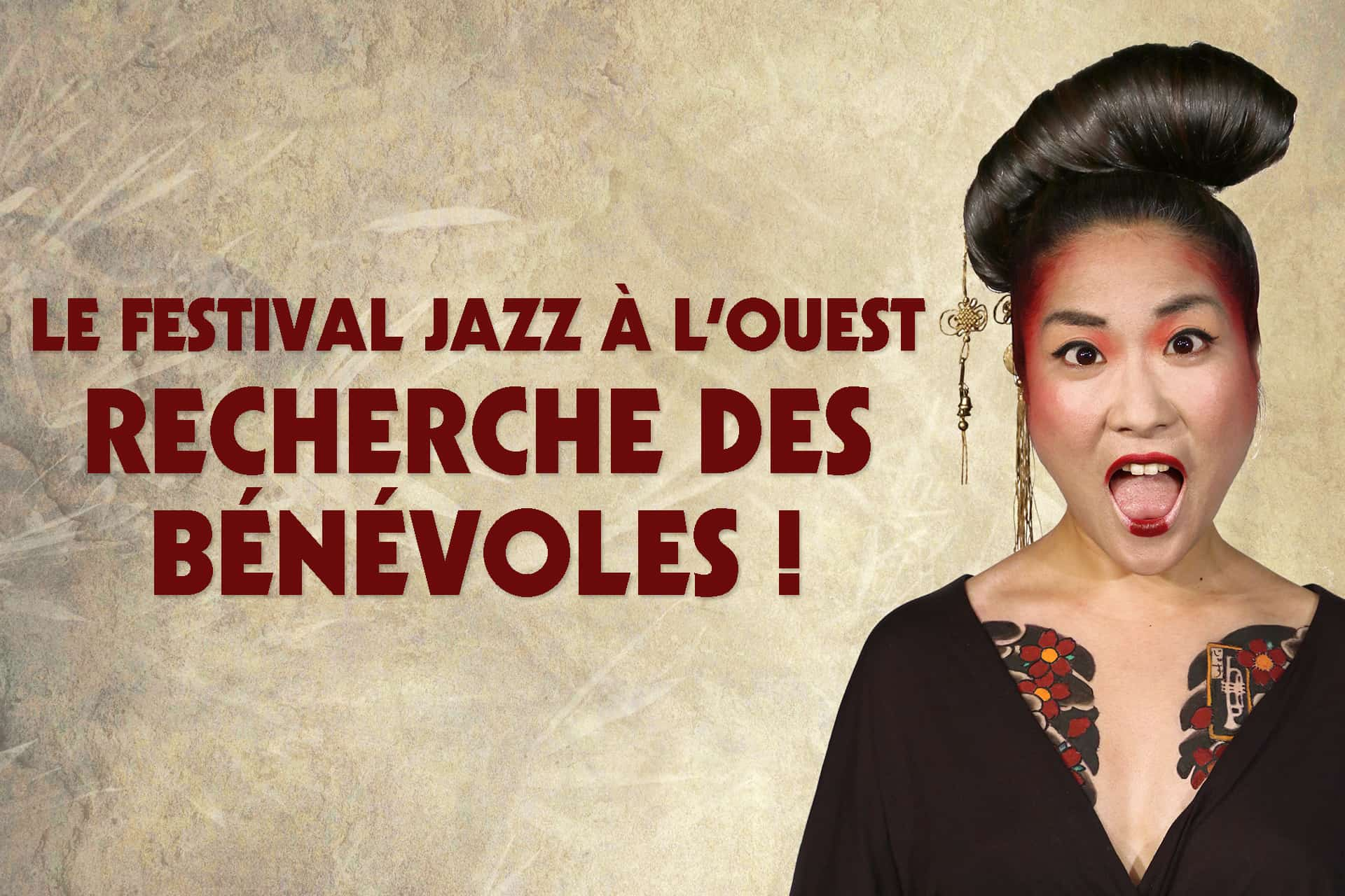 RÉUNION D'INFO – Bénévoles Jazz À l'Ouest