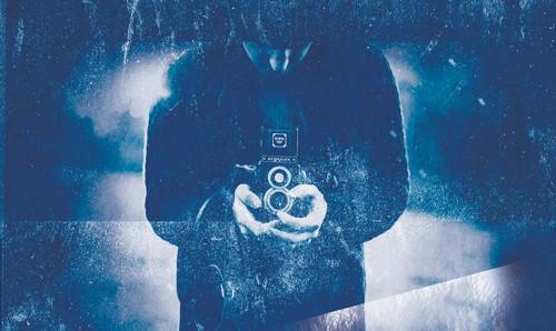2018-2019 [RETOUR SUR] stage mise en lumière : Cyanotype & Light Painting