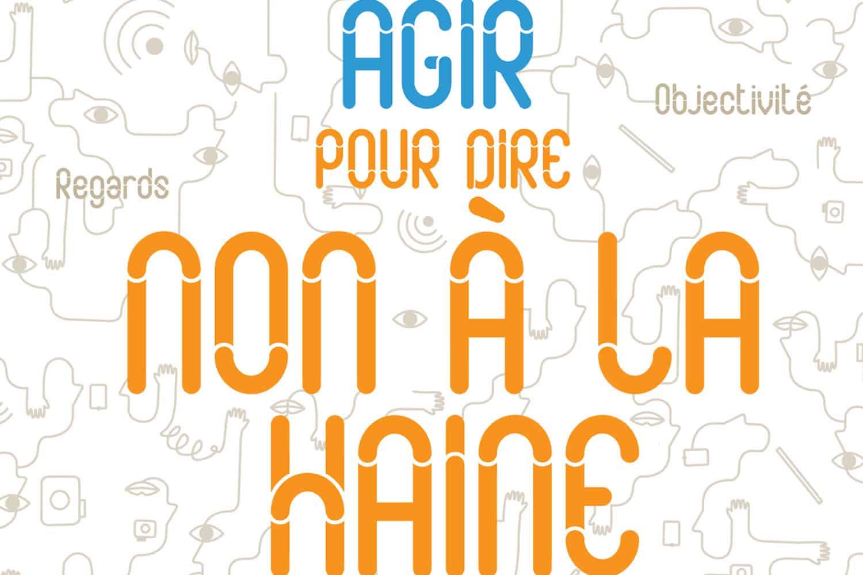 """Expo """"Non à la Haine"""" – 12>23 mars"""