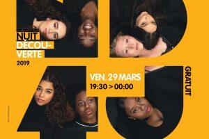 ND4J Nuits des jeunes talents – 29 mars