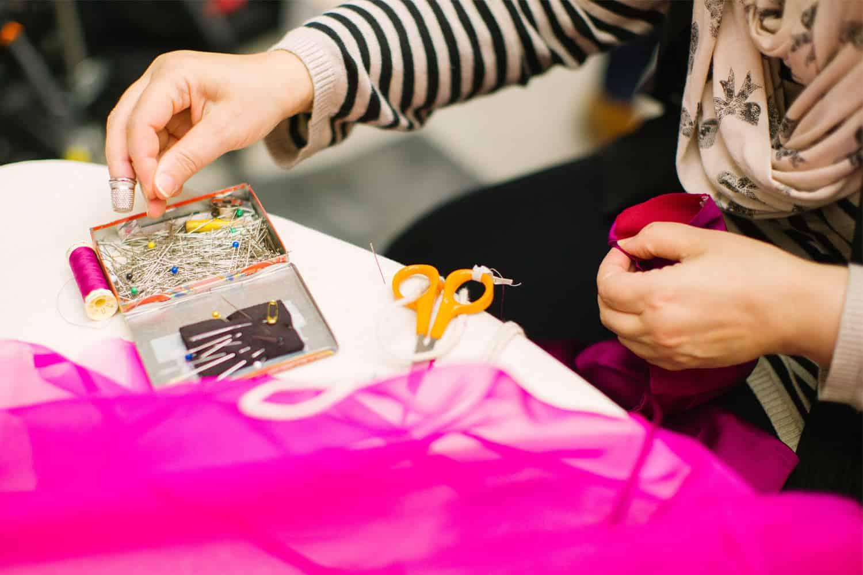 Atelier couture mjc bréquigny : lingette