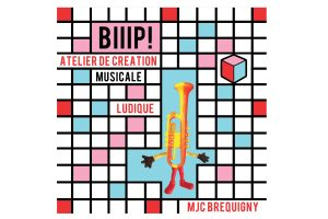 BIIIP | Atelier sonore Toy Music – 9>12 avril