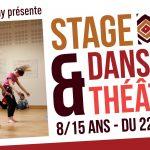 Stage Danse et Théâtre
