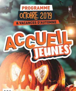 ACCUEIL JEUNES > LE PROGRAMME DES VACANCES
