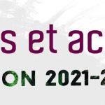 Ouverture des inscriptions aux ateliers pour la saison 2021/2022