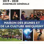 Rapport d'activités 2019 – 2020